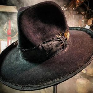 Gothic Western hats