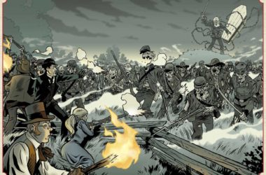 The Sixth Gun - Old West Zombies