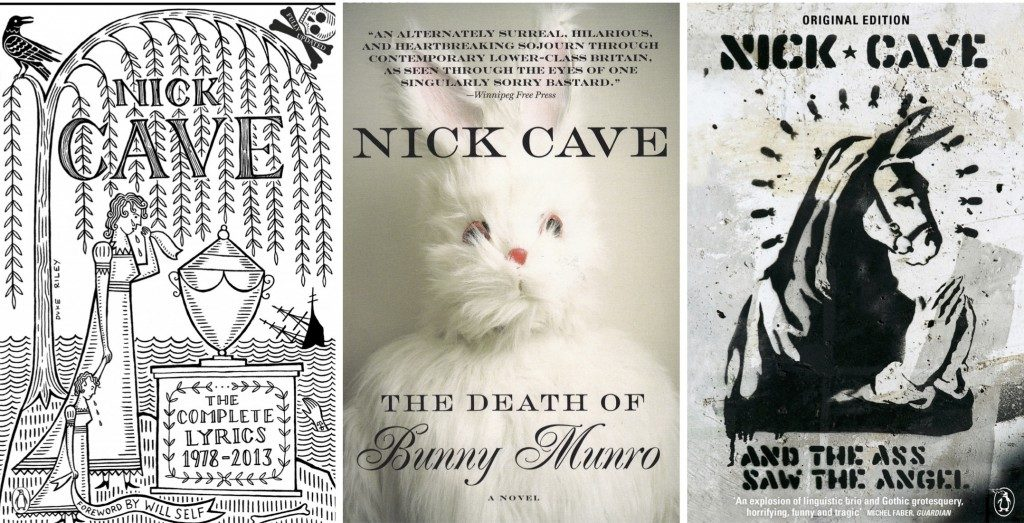 And the Ass Saw the Angel - Nick Cave novel