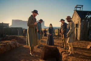 The Salvation - The Brutal American West of the 1870s