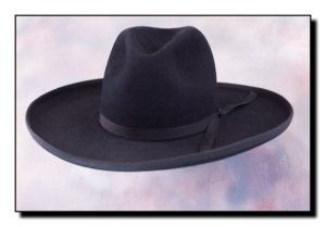 Doc Holliday Custom Hat