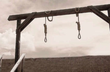 Hanged From The Gallows