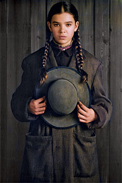 True Grit - Gothic Western Style