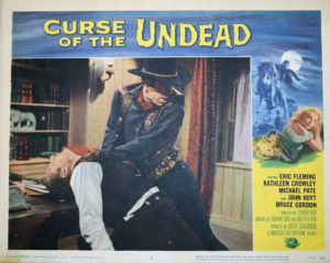 Curse of the Undead - Vampire Western