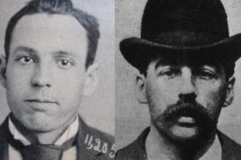 Marion Hedgepeth & H.H. Holmes