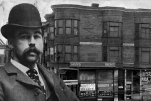 Marion Hedgepeth and H.H. Holmes