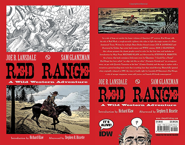 Red Range A Wild Western Adventure