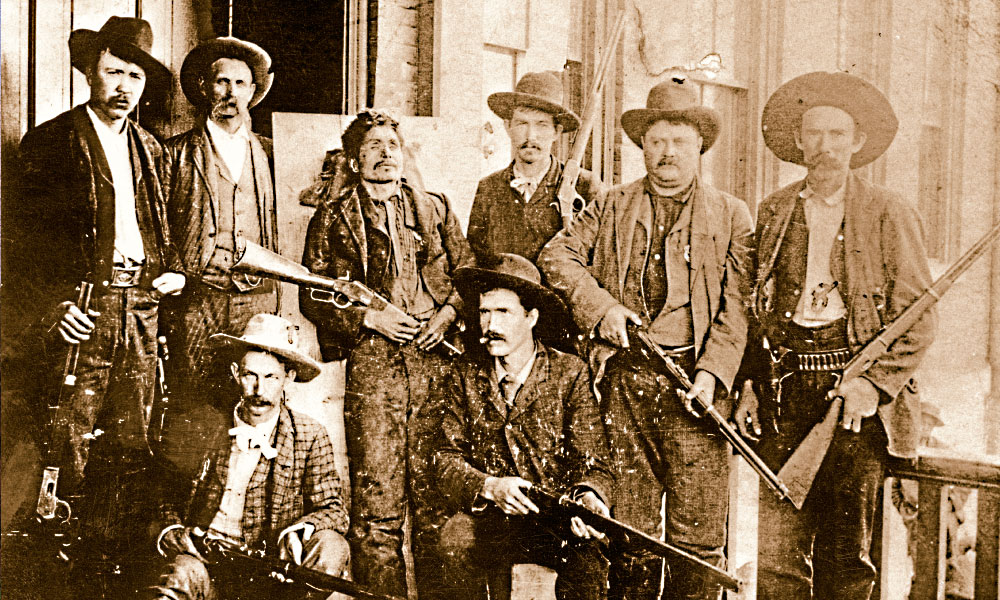 A History Of Western Hats Part One Gothic Western