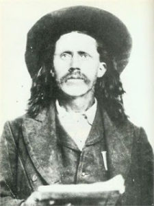 Russian Bill - Gothic Old West Character