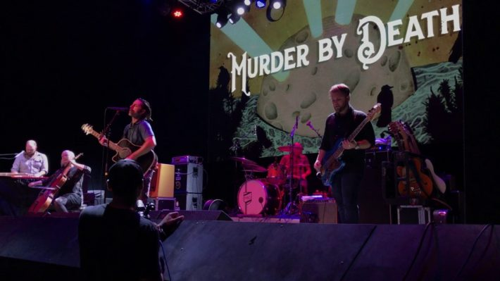 Murder By Death Rescheduled Dates