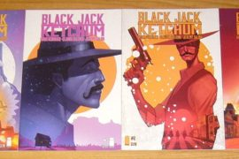 Black Jack Ketchum graphic novel
