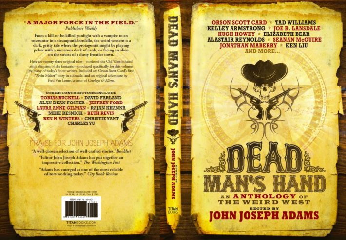 Dead Man's Hand - An Anthology of the Weird West