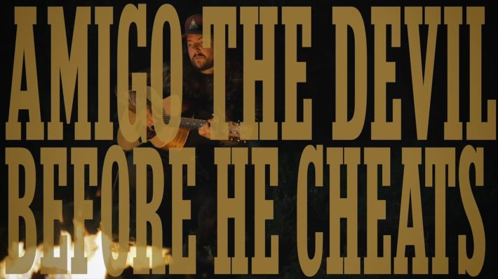 murderfolk singer Amigo the Devil