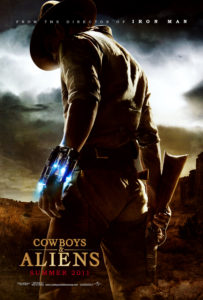 Cowboys & Aliens - Science Fiction Western
