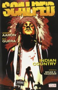 SCALPED! - Native American Crime Fiction