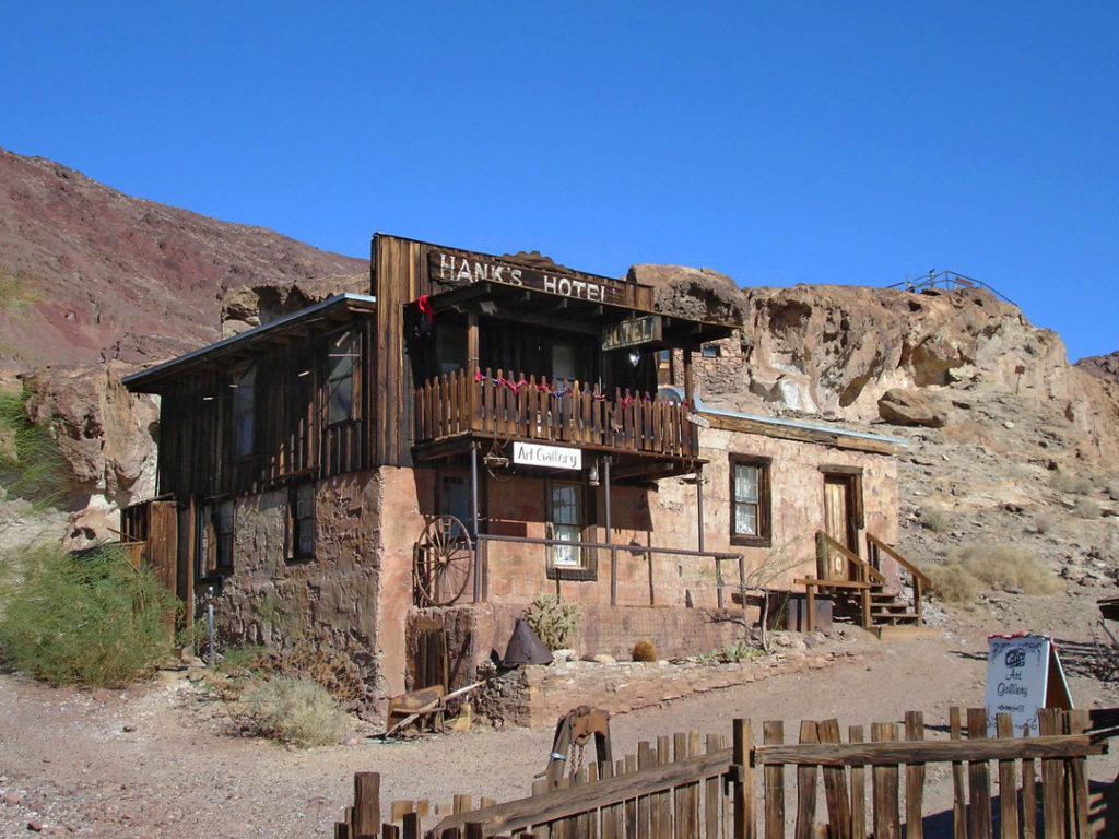 Calico - Desert Ghost Town
